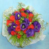 Quality 15 Red Rose Bouquet for sale