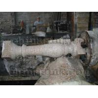 How to made granite rustic gold balustrade