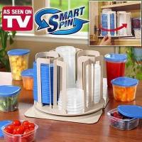 Quality Smart Spin 49 piece storage -as seen on tv for sale