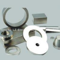 China Sintered NdFeB Rare Earth Magnet - LZ-407 on sale