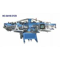 Buy cheap Automatic T shirt screen printer from wholesalers