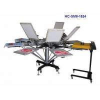 Buy cheap 6 colour screen printer from wholesalers