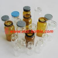 Quality Tubular and Moulded Injection Vials, Overseals and Rubber Stoppers for sale
