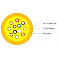 Buy cheap Indoor round aramid cable GJFJV from wholesalers