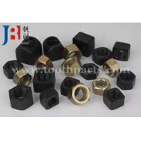Buy cheap High strength Segment Bolt and Nuts with hot forged and cold drawing from wholesalers