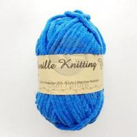 Quality Solid Chenille Knitting Yarn for sale