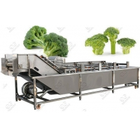Buy cheap Automatic Broccoli Florets Washing Machine Supplier from wholesalers