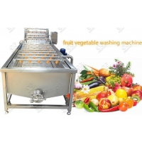 Quality Industrial Use Fruit Vegetable Washing Machine Price for sale