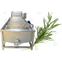 Buy cheap Industrial Leaves Washing Machine|Leafy Vegetable Washer from wholesalers