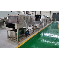Quality Industrial Use Citrus Fruit Washing Waxing Machine for sale