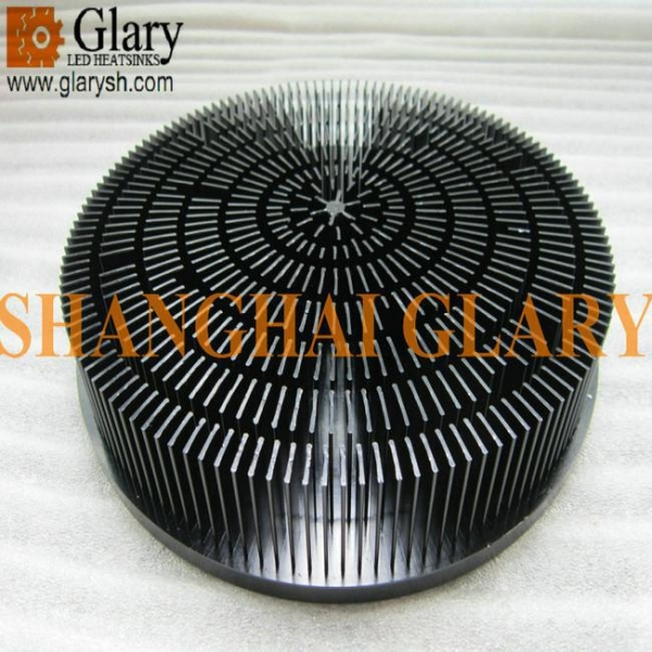 China GLR-PF-210037 210mm forged heatsinks