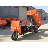 Buy cheap 2T Diesel Mining Tricycle from wholesalers