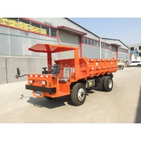 Quality H8-4 8T Mining Dump Truck for sale