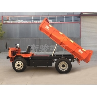 Buy cheap HD4 Electric Mining Truck from wholesalers