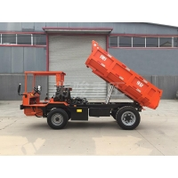 Buy cheap H5-5 5T Mining Dump Truck from wholesalers