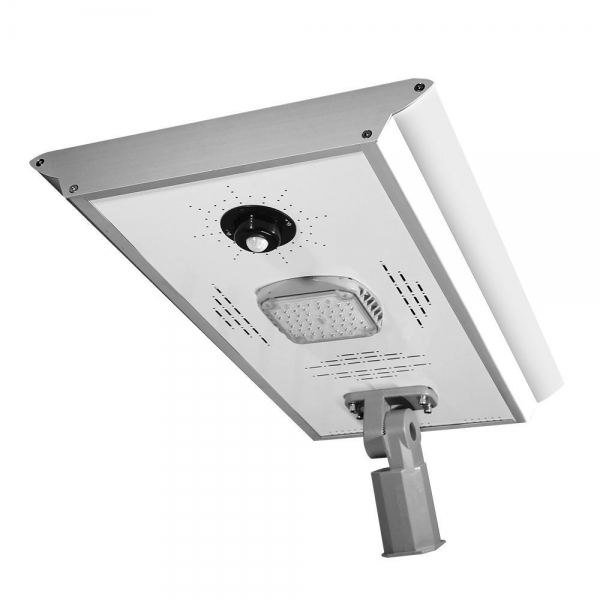 China all in one outdoor led solar street light motion sensor