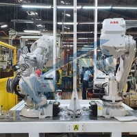 Quality Robot Waterjet Cutting for sale