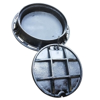 Buy cheap Double manhole cover from wholesalers