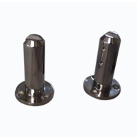 Buy cheap Round glass spigot from wholesalers