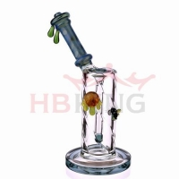 Quality K539 hbking side dount glass water pipe for sale