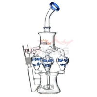 Quality K67 hbking chamber perc high borosilicat for sale