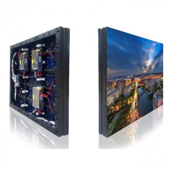China Outdoor P4.81 Full Color LED Screen Display