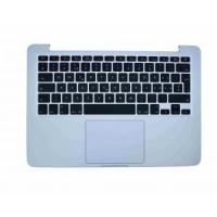 Buy cheap laptop palmrest topcase with swiss layout keyboard with touchpad for Apple A1502 2015 year from wholesalers