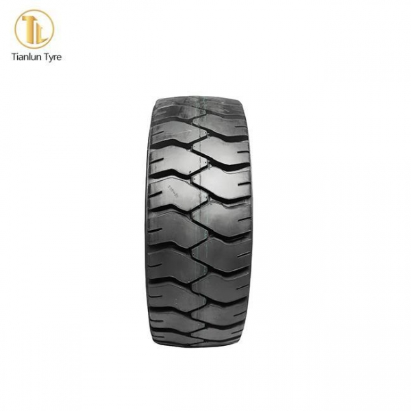 China Forklift-Solid-Tire P328 Forklift Pneumatic Tire