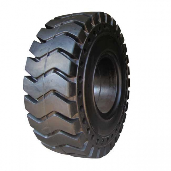 China Forklift-Solid-Tire Solid Loader Tire