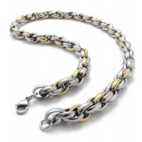 Buy cheap St.st chain St.steel necklace for men from wholesalers