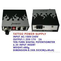 Quality tattoo machine power supply SMTP-034 for sale