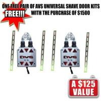 Buy cheap FREEBIE 017 FREE AVS UNIVERSAL SHAVE DOOR POPPER KIT WHEN from wholesalers