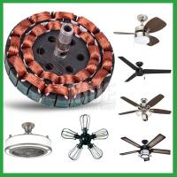 China Automatic stator coil winder ceiling fan winding machine on sale