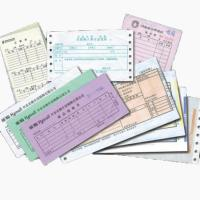 Quality factory made customized Invoice printing, note pad printing for sale