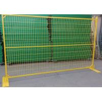 Buy cheap Canada Temporary Fence from wholesalers