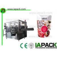 Buy cheap Automated Piston Filling Equipment Sauce Filling Machine For Pillow Bag from wholesalers