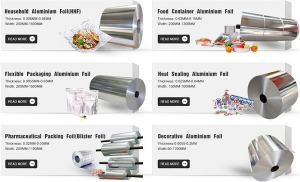 Buy Aluminium Foil Alloy 8011 at wholesale prices