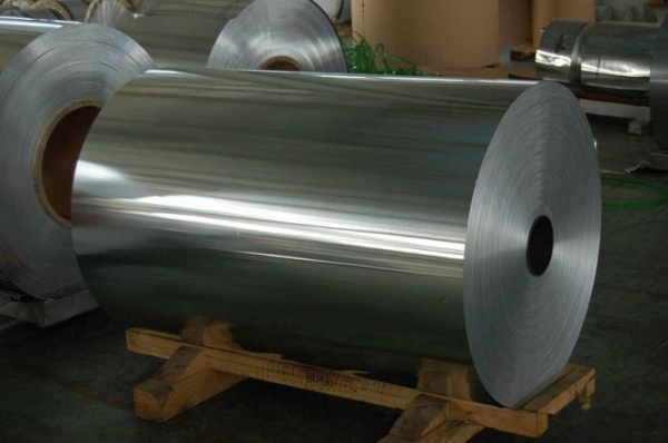 Buy Aluminum Foil for Bottle Stock at wholesale prices
