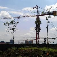 Buy Tower Crane Topkit 10Ton Tower Crane Hammer Head at wholesale prices