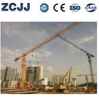 Quality Tower Crane Topless 12Ton Tower Crane Flat Top for sale