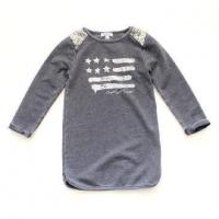 Buy cheap Childrens'wear long sleeve shirt for girl from wholesalers