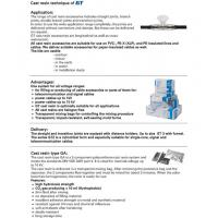 Quality Resin Cable Joints for sale