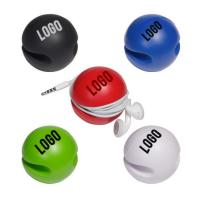 Buy cheap Ear Bud Holder with Stress Reliever Ball from wholesalers