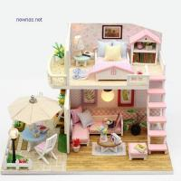 Buy DDHD03 3D DIY Doll house at wholesale prices