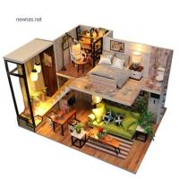 Buy DDHD04 DIY Doll house at wholesale prices