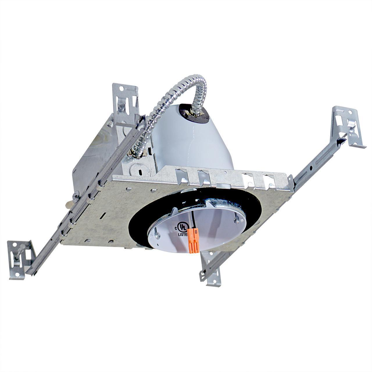 "Quality RECESSED LIGHTING 3"" IC LED Housing New Construction for sale"