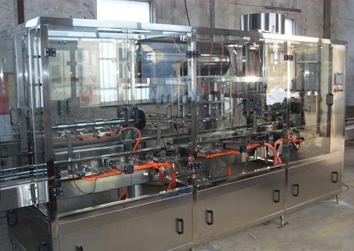 Buy sleeve labeling mineral water treatment equipmentMineral sleeve labeling machine at wholesale prices