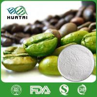 China Green Coffee Bean Extract Dosage Chlorogenic Acid for Anti-Senile and Weight Loss 327-97-9 on sale