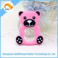 Quality Bear silicone baby teeth stick /baby teething toys for sale