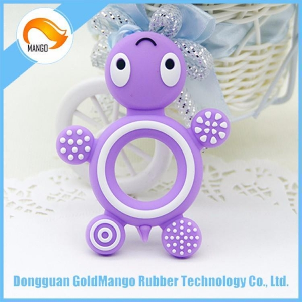 Buy bpa free child baby teether/round shape teether at wholesale prices